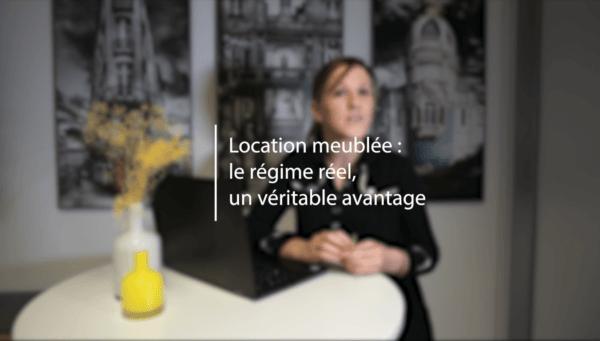 Le régime réel : un véritable avantage en location meublée
